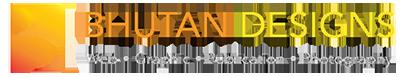 Bhutan Designs – Web • Graphic • Publication • Photography Logo